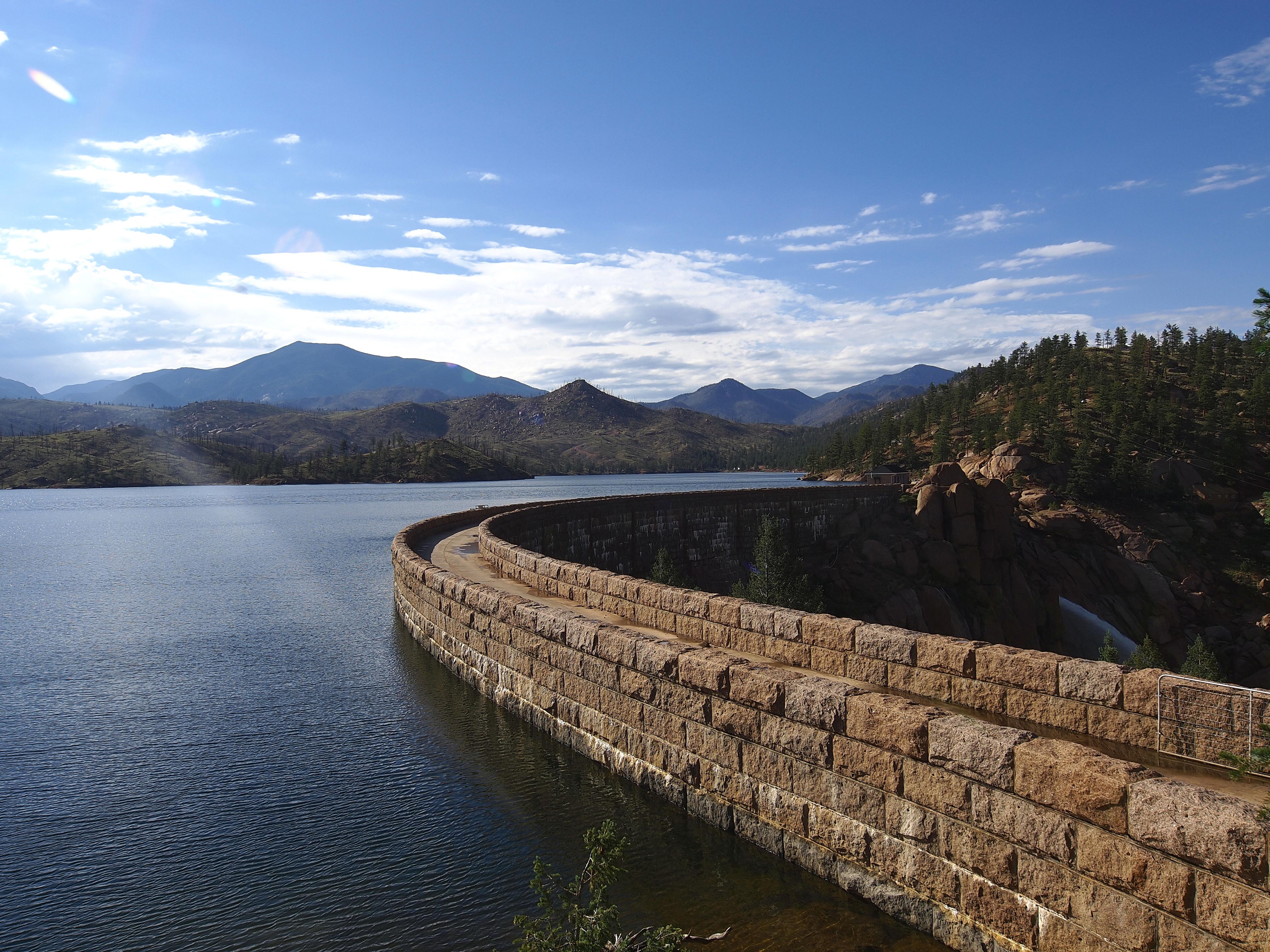 Cheesman reservoir denver water for Best fishing near denver