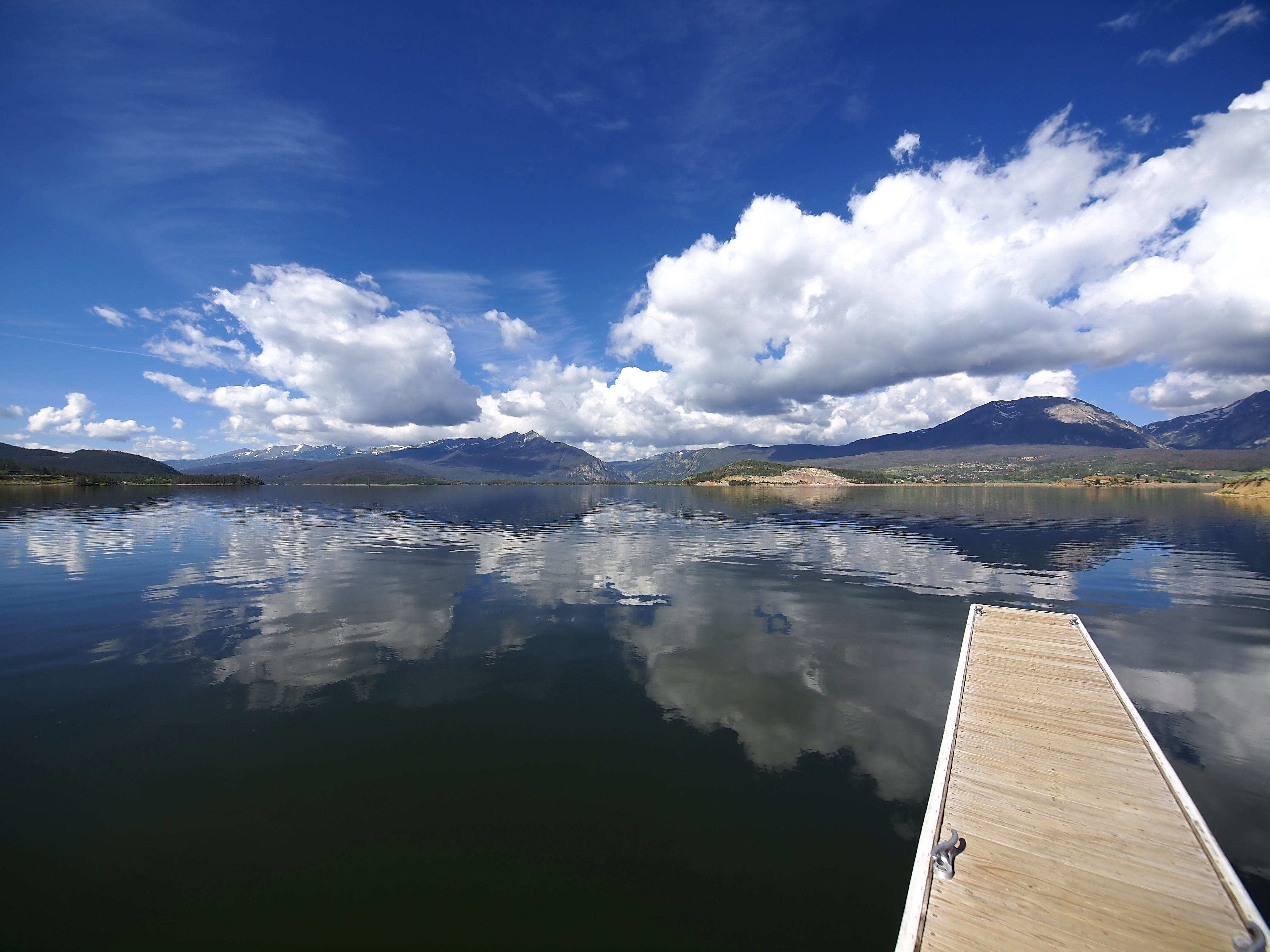 Dillon reservoir denver water for Colorado one day fishing license