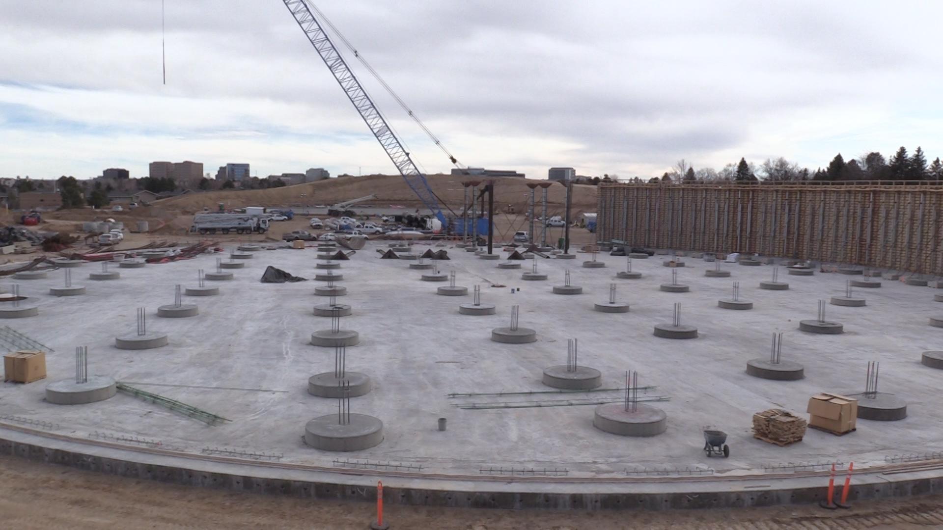 Hillcrest Storage Tank Replacement | Denver Water