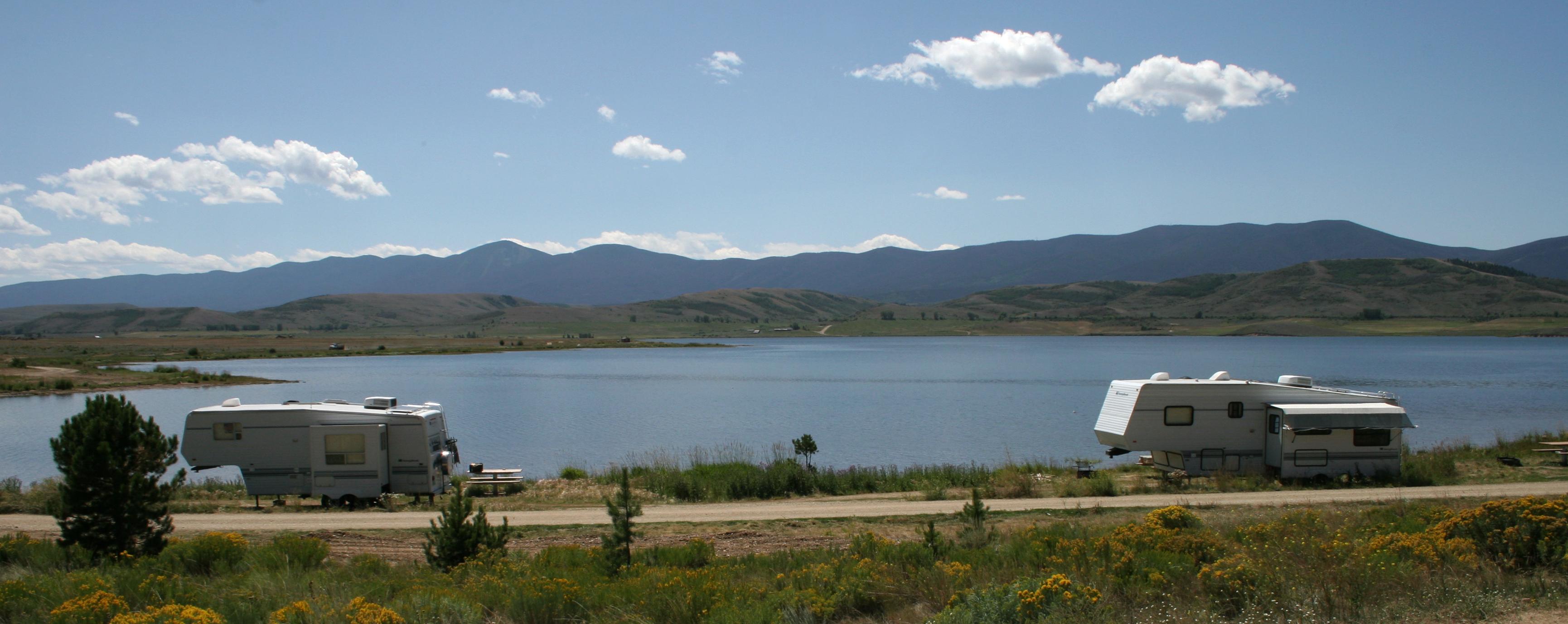 Williams fork reservoir denver water for Colorado fishing limits