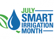 July is Smart Irrigation Month