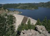 Gross Reservoir Dam
