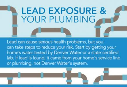 Lead exposure and your plumbing