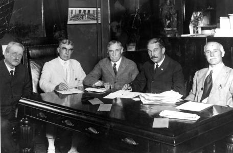 First Board of Water Commissioners