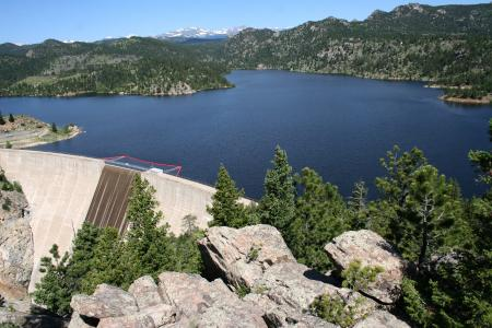 In July, the Army Corps of Engineers approved the Gross Reservoir expansion project, which will increase water storage on the north side of Denver Water's collection system.