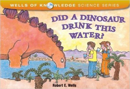 Did A Dinosaurs Drink This Water?